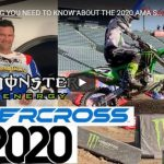 VIDEO | Everything You Need To Know About The 2020 AMA SUPERCROSS SEASON!