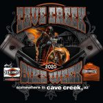 Cave Creek Bike Week 2020