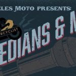 Comedians and Moto - House of Machines LA | Los Angeles Moto