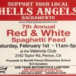 7th Annual Red & White Spaghetti Feed