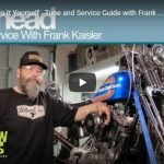 Ironhead - Do It Yourself - Tune and Service Guide with Frank Kaisler | lowbrowcustoms