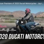 North American Premiere of 2020 Ducati Motorcycles | Jay Leno's Garage