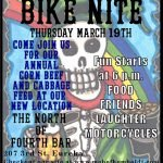 CANCELLED: M.O.B. of Humboldt BIKE NITE