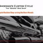 VIDEO AD   Shoeman's Custom Cycle   Reno NV Custom Motorcycles