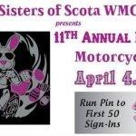 Sisters of Scota WMC - 11th Annual Rabbit Run