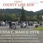 U.B.N.C. Humboldt County Line Run 2020