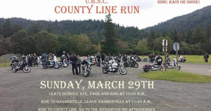 Humboldt County. Halloween Events 2020 U.B.N.C. Humboldt County Line Run 2020   BikerCalendar.events