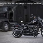 Inside the Mind - Fat Boy 30th Anniversary | Harley-Davidson