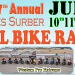 7th Annual James Surber ALL BIKE RACE