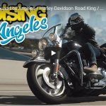 Cruising around Los Angeles / Harley-Davidson Road King / Jamie Robinson's MotoGeo Adventures