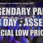 Three-Day Packages now available for Sturgis 2020 | Sturgis Buffalo Chip