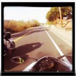 Sunday ride to the peghouse   Aaron Milhorn