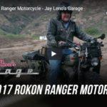 2017 Rokon Ranger 2 Wheel Drive Bombproof Motorcycle - Jay Leno's Garage