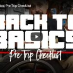 Back to Basics: Pre Trip Checklist | Biltwell Cycle Parts