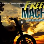 The Freedom Machine / @MotoGeo / Short Film (HD)