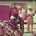 Harley-Davidson Motorcycles Set Records at Bonneville Nationals in 1970