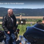 Harley-Davidson ride to Horse Mountain | Riding Humboldt County