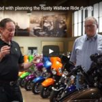 Moving ahead with planning the Rusty Wallace Ride during Covid-19 | Sturgis Buffalo Chip