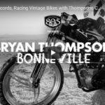Breaking Records, Racing Vintage Bikes with Thompsons Cycles | 805 Authenticos Film