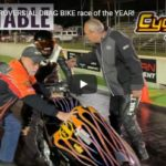 Most CONTROVERSIAL DRAG BIKE race of the YEAR! | CycleDrag