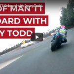 Isle of Man TT Onboard with Davey Todd | IOM TT POV | Honda Racing
