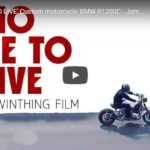 'NO TIME TO LIVE' Custom motorcycle BMW R1200C - James Bond Parody by TWINTHING CUSTOM MOTORCYCLES