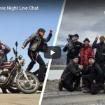 Yamaha Movie Night Live Chat - Toronto Motorcycle Film Festival - July 7, 2020