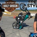 SAMOA DRAGSTRIP | Most Amazing HARLEY STUNT RIDER! Must see DRIFTING, WHEELIES & FREESTYLE! | CycleDrag