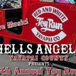 Hells Angels Yavapai County AZ Toy Run 2020
