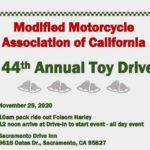 MMA 44th Annual Toy Drive - Sacramento