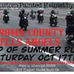 Sonoma County Hells Angels - End of Summer Run 2020