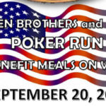 Widows Sons - Fallen Brothers & Sisters - Poker Run