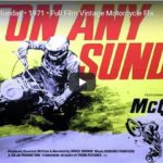 On Any Sunday • 1971 • Full Film Vintage Motorcycle Flat Dirt Track Road Racing Motocross Classic