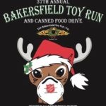 37th Annual Bakersfield Toy Run and Canned Food Drive 2020