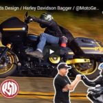 Roland Sands Design / Harley Davidson Bagger / @MotoGeo Adventures