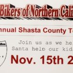 U.B.N.C. North - 36th Annual Shasta County Toy Run Nov 15, 2020