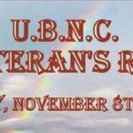 U.B.N.C. Humboldt - Veteran's Ride 2020