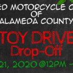 United Motorcycle Clubs of Alameda County Toy Drive 2020