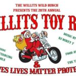 28th Annual Willits Toy Run 2020