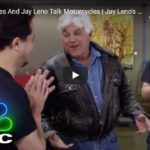 Keanu Reeves And Jay Leno Talk Motorcycles | Jay Leno's Garage