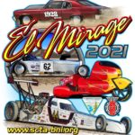 El Mirage Dry Lake Land Speed Racing