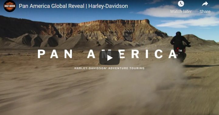 HD - Pan America Global Reveal