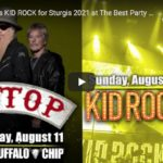 ZZ TOP joins KID ROCK for Sturgis 2021 at The Best Party Anywhere