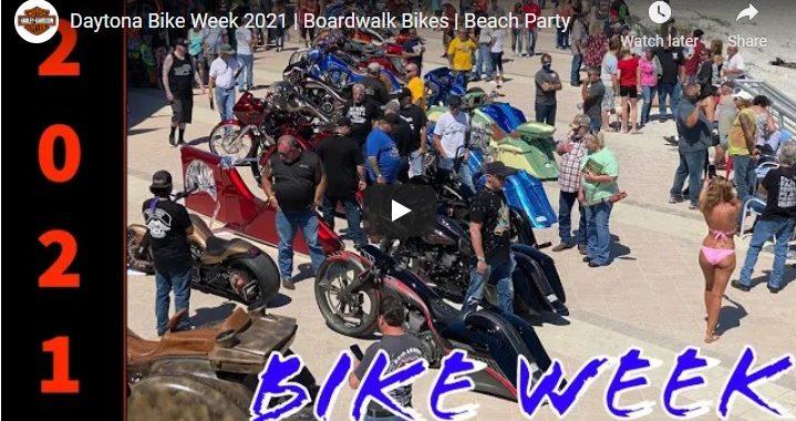 Daytona Bike Week 2021 Devise Travels