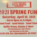 Hells Angels MC Sacramento - Spring Fling 2021