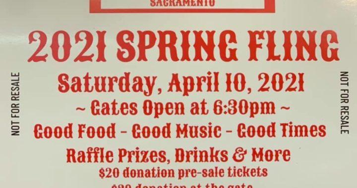 Hells Angels Sacramento Spring Fling