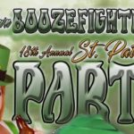 Hangtown Boozefighters MC 18th Annual St. Patrick's Party - March 13, 2021