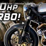 Max Hazan 200HP Turbo! / @MotoGeo Adventures