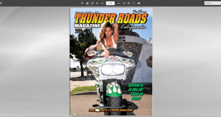 ThunderRoads Norcal March 2021 Issue