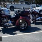FREEWHEELER VS TRI-GLIDE AND MORE! | Riding Humboldt County